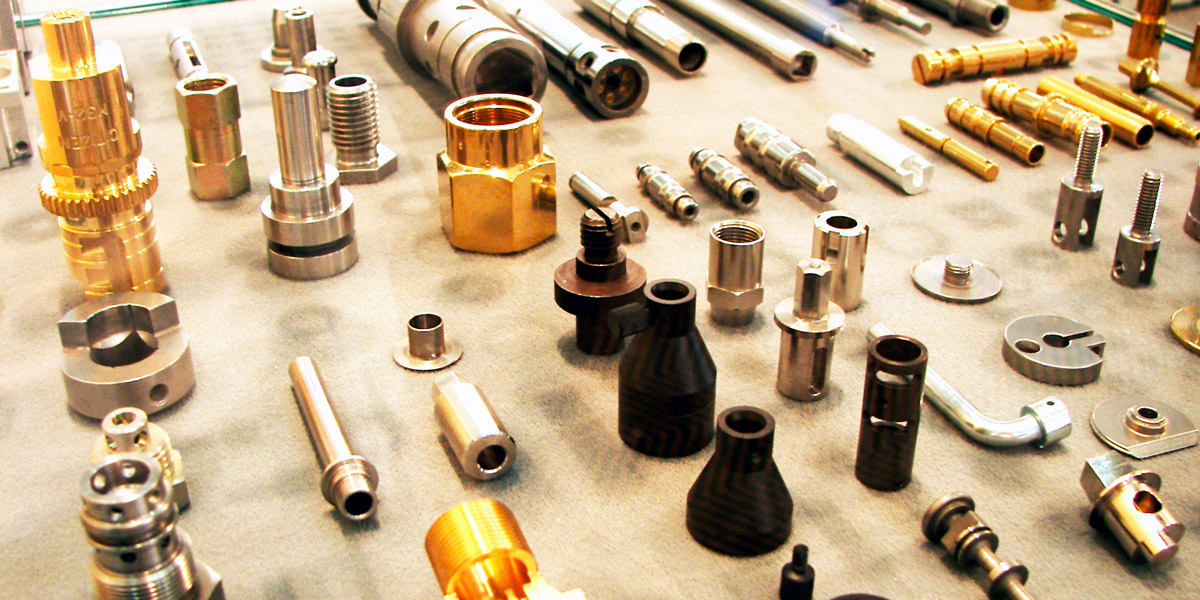 Fertigung von Praezisionsdrehteilen für den Maschinenbau Medizintechnik und Messtechnik
