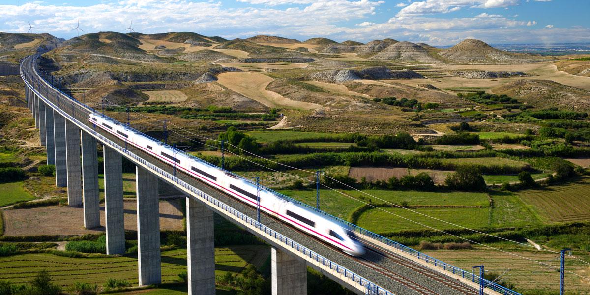 Fertigung für den Bereich der Schienenfahrzeugtechnik